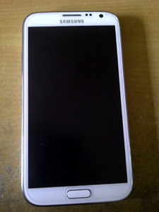 Samsung Note 2 Rooted and unlock