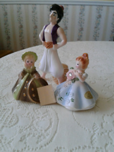 FIGURINES--Josef &Schmid ,VG Condition