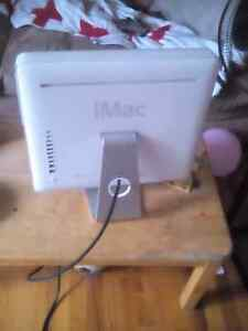 Imac apple all in one