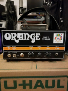 Orange Amp DARK TERROR 15 Watt