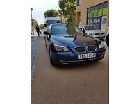 BMW 530D new shape Facelift 2008 Full Option 3 keys