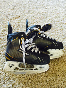 Kids Bauer Skates for Sale