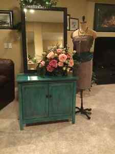 Striking Two Door Cabinet/Console