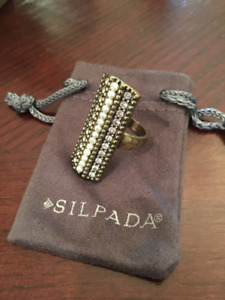 Silpada Designs Rings size 7 or 8 (Large rings) Pt.2