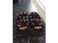 KTM Full Finger MotorCross Gloves