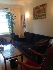 Sept.-Oct: Appartement spacieux Plateau Mont-Royal