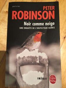 Noir comme neige - Peter Robinson Québec City Québec image 1