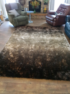 """Large Area Rug for sale- 9'7"""" by 7' 5"""""""