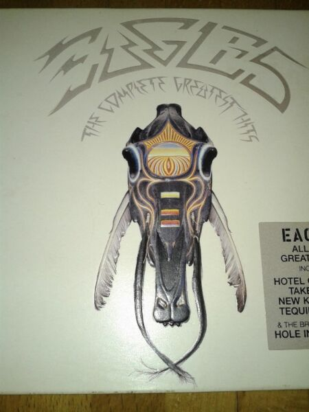 THE EAGLES  -The  Complete Greatest Hits  ,2 cd,2003