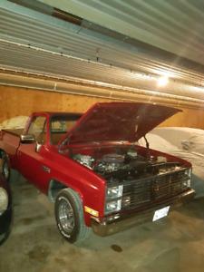 1984 classic gmc truck
