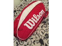 Wilson 12 racket bag