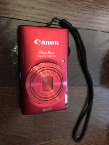 Canon ELPH 130IS digital camera
