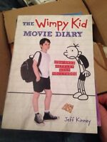 5 Diary of a wimpy kid books