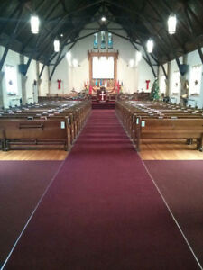 Church Sanctuary and/or Hall available for Rent