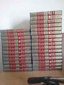 Funk and wagnalls encyclopedias          mint condtion
