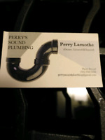 Perry's Sound Plumbing
