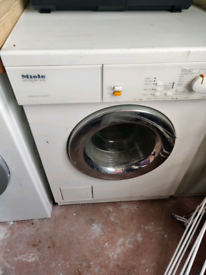 Miele Washing Machine Spares or Repairs (Delivery Available)