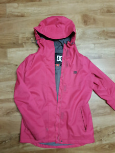 DC brand ladies jacket, Sz S