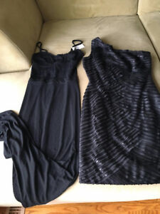 Brand new Banana party/evening dress and Calvin Klein worn once