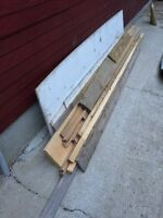 Free wood in Taber
