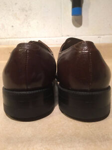 Men's The McHale Leather Dress Shoes Size 8.5 London Ontario image 2