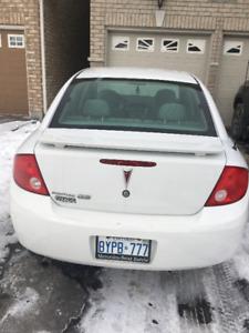 2007 Pontiac G5 Sedan fully loaded!!