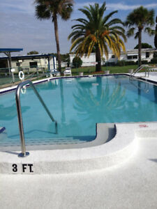 Beautiful Florida Mobile Home for Rent AVAILABLE NOW to MAY