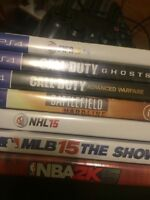 Ps4 games all 30 dollars OBO