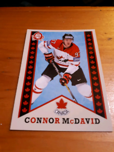 Carte hockey Canadian Tire McDavid