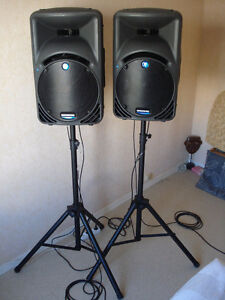 PA System (Band Equipment)  USED