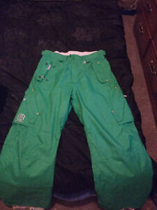 Men's Snow Pants small/med Special Blend