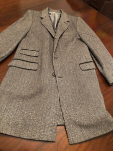 Mens Dress Winter Coat