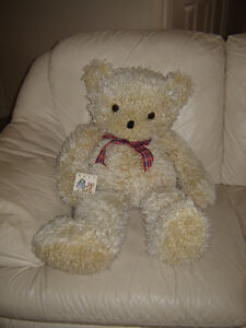 "Vintage ""Best Friends"" Teddy Bear 28"" tall London Ontario image 1"