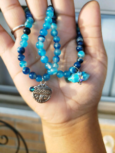 Beautiful handcrafted charms and bracelets