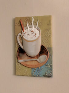 Cafe Wall Decor