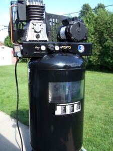 AIR COMPRESSOR 80 GALLON 5HP 2 STAGE