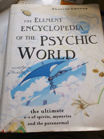 The Element Encyclopedia of the Psychic World