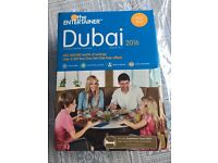 Dubai Entertainer 2016 Book