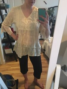 Embellished top from Thailand