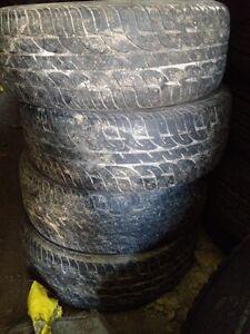 4x. 195-60-15 tires