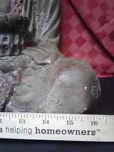 Beautiful Large Antique heavy plaster Sculpture Windsor Region Ontario image 3