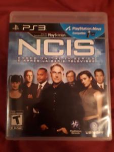 PS3 NCIS GAME