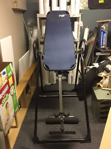 Teeter Hangups Inversion table. High end top quality f8000