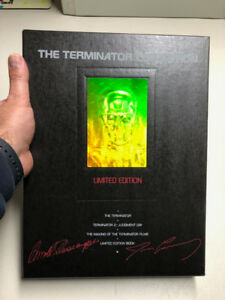 The Terminator Collection - Limited Edition VHS Box Set