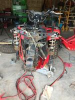 Parting out 2004 Bombardier 400 4x4