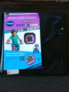 Vtech Kidizoom Action Camera waterproof