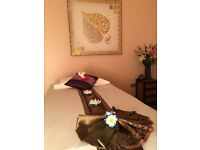 Thai massage open everyday