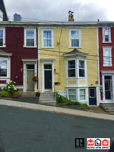 Fully Restored Attached Home in the heart of Downtown St.John's!