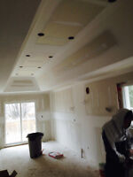 TAPING, DRYWALL, FRAMING,