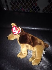 Courage beanie baby still with tags price firm London Ontario image 2